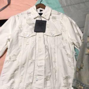 Original Alexander Wang Unisex Jean Jacket
